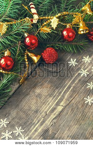 Christmas vintage backgrounds