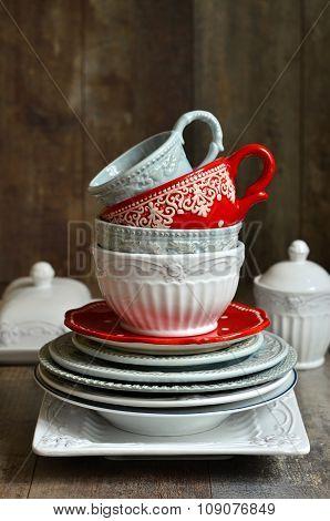 Ceramic Tableware.