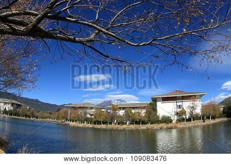 Lijiang Yulong Snowmountain campus