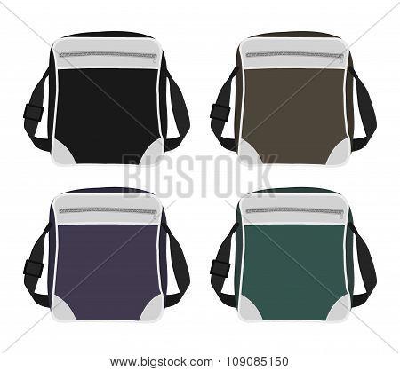 Shoulder bags set