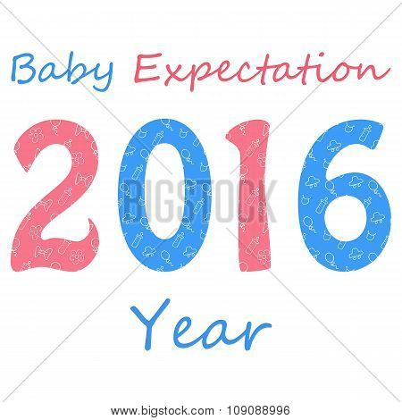 Baby expectation Year 2016