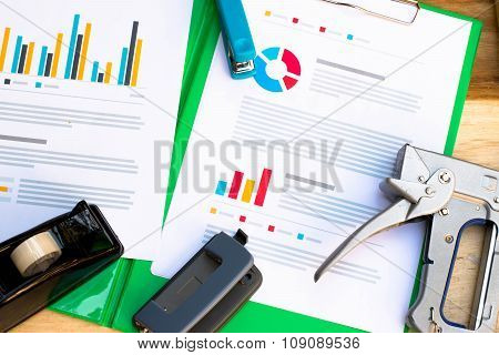 Work space template