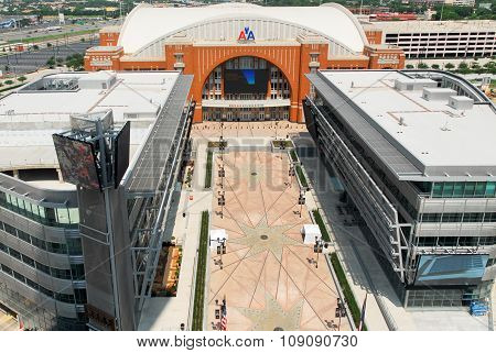American Airlines Center - Dallas