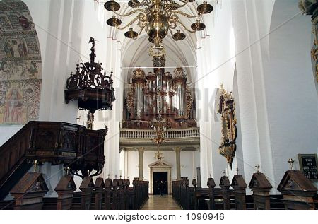 Church In Aarhus
