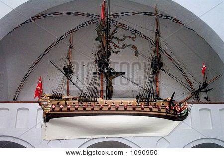 Ship In Church