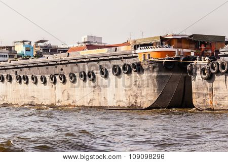 Transport Barge