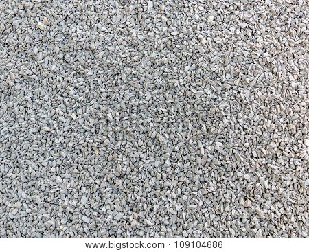 Crushed Stone (macadam, Rubble)