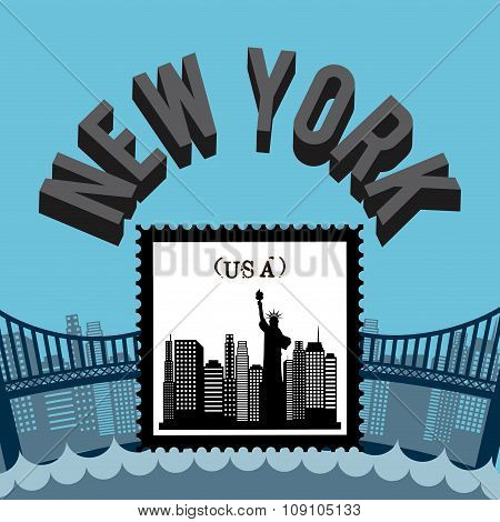 United States and New York design