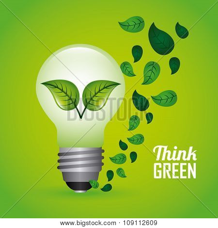 Think green design
