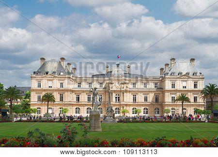 Luxembourg garden, Paris