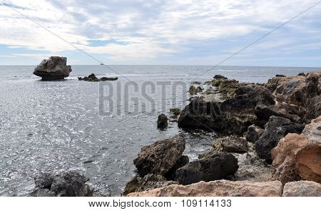 Rocky Point Peron, Western Australia
