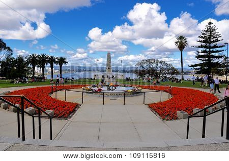 State War Memorial at King's Park, Perth