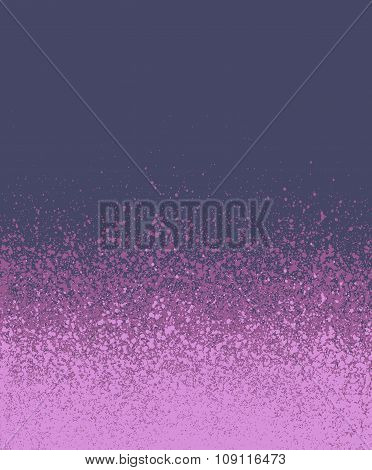 Spray Painted Purple Pink Gradient Background