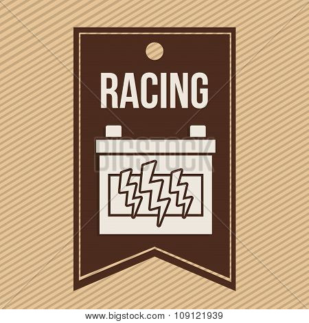 racing league design