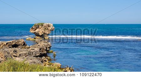 Rocky Waters: Cape Peron, Australia