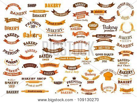 Bakery and pastry shop design elements