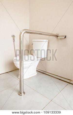 An Public Toilet