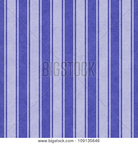 Blue Striped Tile Pattern Repeat Background