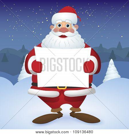 Best cartoon Santa Claus
