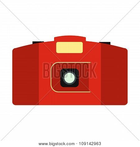 Best camera flat icon