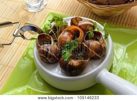 Escargot, French Culture