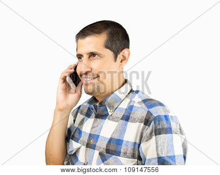 Contractor Calling By Phone