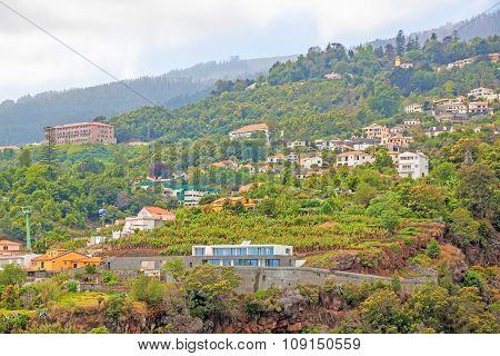 Funchal Ropeway Jardim Botanico, Madeira
