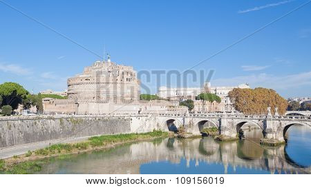 Sant Angelo Castle and Bridge