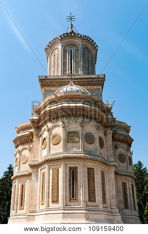 Cathedral of Curtea de Arges in Romania