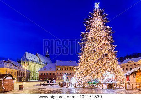 Brasov. Transylvania, Romania