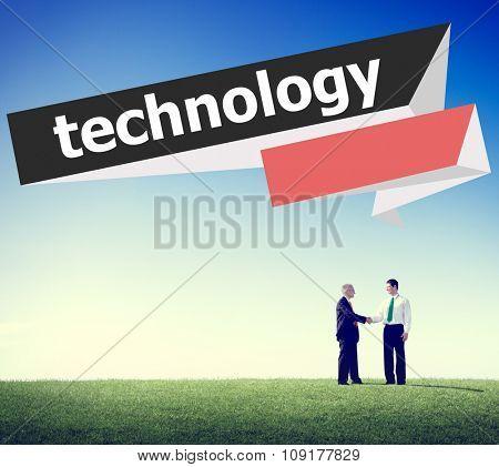 Technology Communication Online Digital Concept