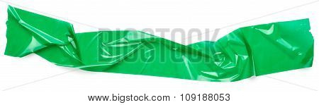 Green Scotch Tape