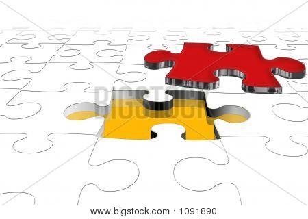 Puzzle _ Main Piece