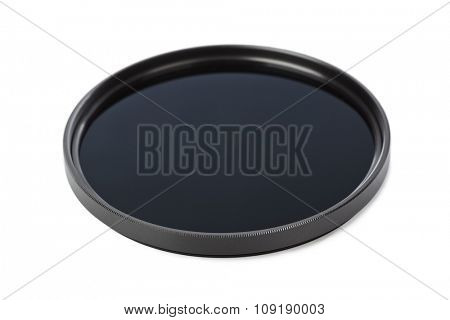 Photo filter isolated on white background