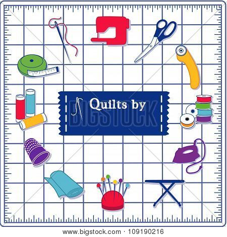 Quilting Icons