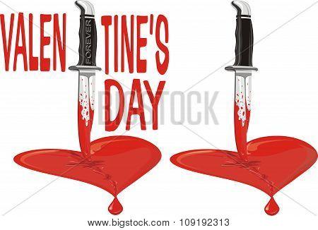 broken heart - valentine's day