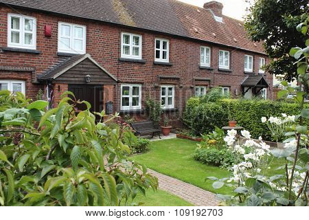 An english home