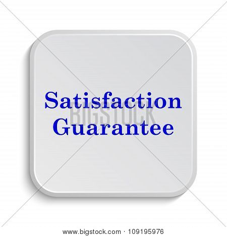 Satisfaction Guarantee Icon