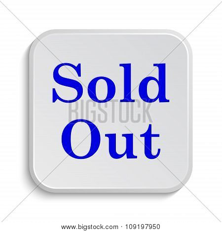 Sold Out Icon