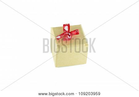 New Year Gift Box Or Christmas Paper Box