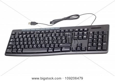 Electronic Collection - Black Computer Keyboard