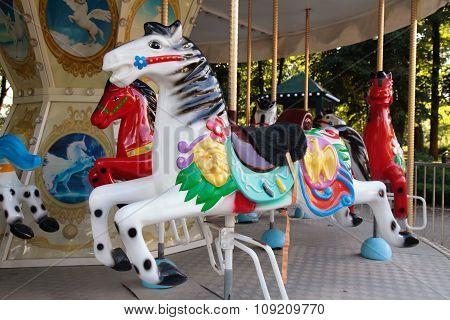 Carousel Horse Ride