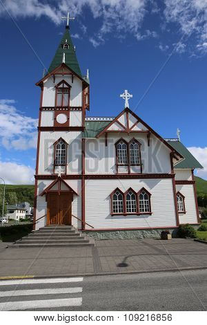 Church of Husavik