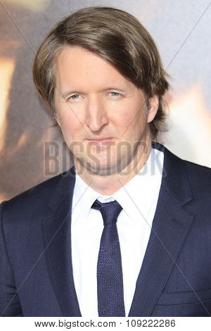 LOS ANGELES - NOV 21:  Tom Hooper at the