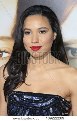 LOS ANGELES - NOV 21:  Jurnee Smollett at the