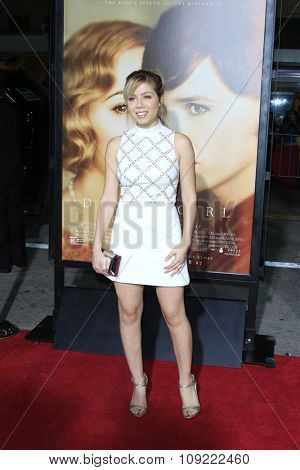 LOS ANGELES - NOV 21:  Jennette McCurdy at the