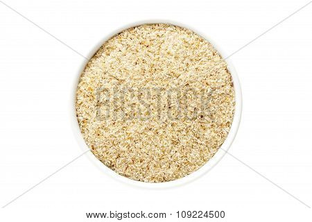 Psyllium Husk From Above