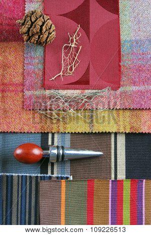 interior color design selection