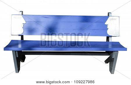 Bench Big Blue