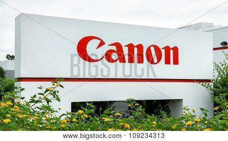 Canon Regional Headquarters Building